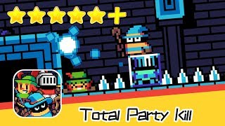 Total Party Kill 13-19 Walkthrough Precise Location Recommend index five stars+
