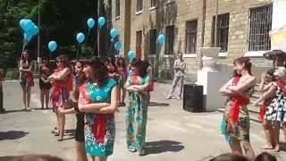 видео Светящиеся шары на 9 мая с доставкой по Москве!