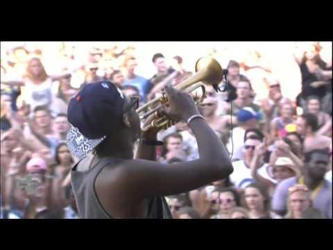 Rudimental - Feel The Love, Live op Pinkpop 2014
