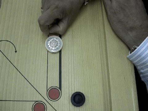 Carrom Spielregeln