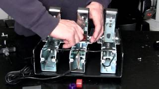 Basher Brake Mod for Thrustmaster T500 RS Pedals - Review by Inside Sim Racing