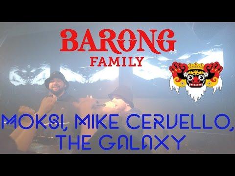 Barong Family Night @ Halo, Hamburg with Moksi, Mike Cervello and The Galaxy