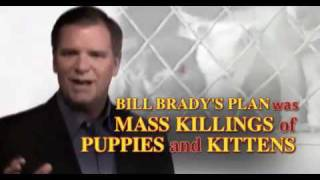 Dog Gas Chamber - The Bill Brady Plan