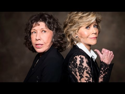 @GraceAndFrankie Season 3 Ep 4 The Burglary #review