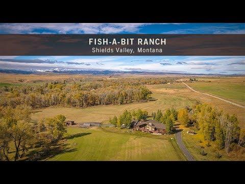Fish-A-Bit Ranch - Shields Valley, Montana