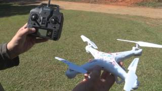 O melhor drone do mundo - #03 - Clone Syma x5