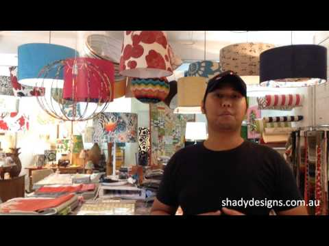 Where to find Wholesale custom lighting and lamp shades