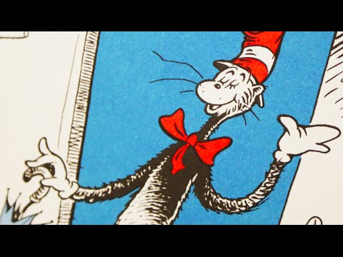This Rare Footage Of Dr. Seuss Discussing His Greatest Works Will Fill You With Hope And Wonder