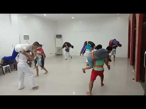 Power training karate style