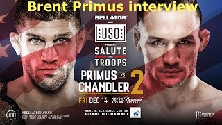 Brent Primus Interview Before