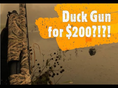 Budget Duck Hunting - Remington 870 Express Magnum