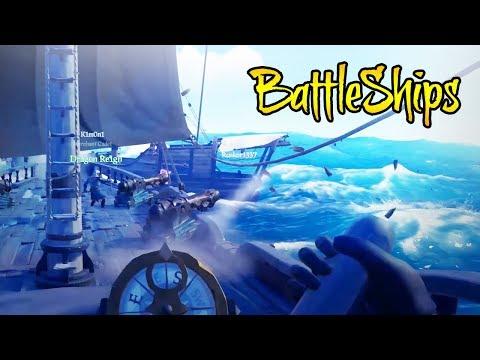 Battleships | Sea of Thieves