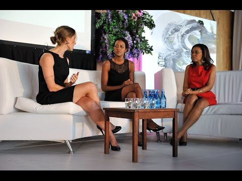 Africa Tech: Our New Media Revolution: Isis Nyong'o, Rebecca Enonchong