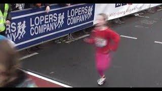 Amira Willighagen - Winner 18/11/2012 Zevenheuvelenloop (