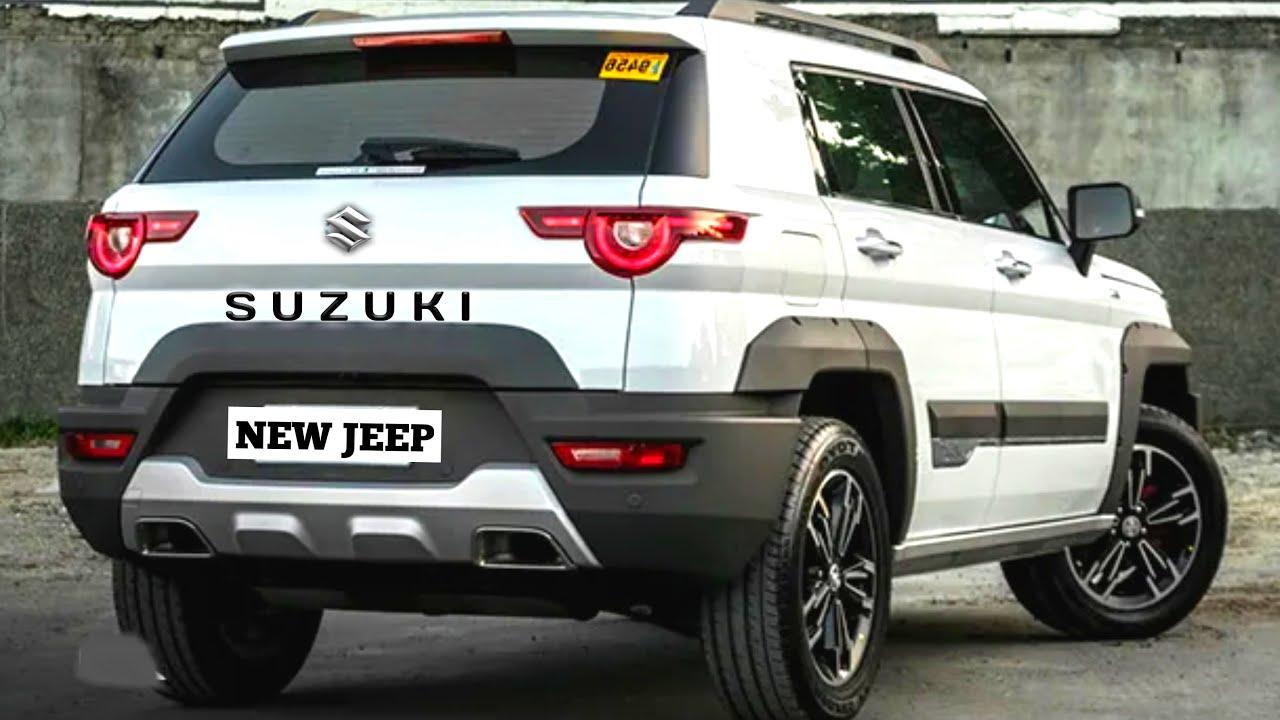 लॉन्च हुई !! SUZUKI JEEP केवल 3.80 में ये देश की धाकड़ सस्ती 7-Seater SUV कार, 45Kmpl का माइलेज...🔥🔥🔥