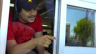 DRIVE-THRU PRANK (Telling Employees I
