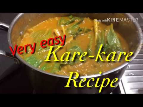 Super Easy Kare - kare Recipe
