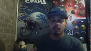 LIONS LOSE TO GIANTS REACTION