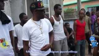 Shabba Ranks visit Jamaica (Seaview Garden) Oct 12, 2014 - Pure Fun Films