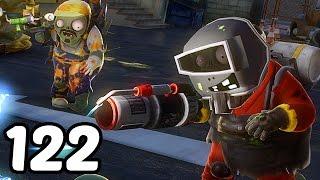 Let's Play Plants Vs Zombies Garden Warfare #122 Deutsch - Ingenieurskunst