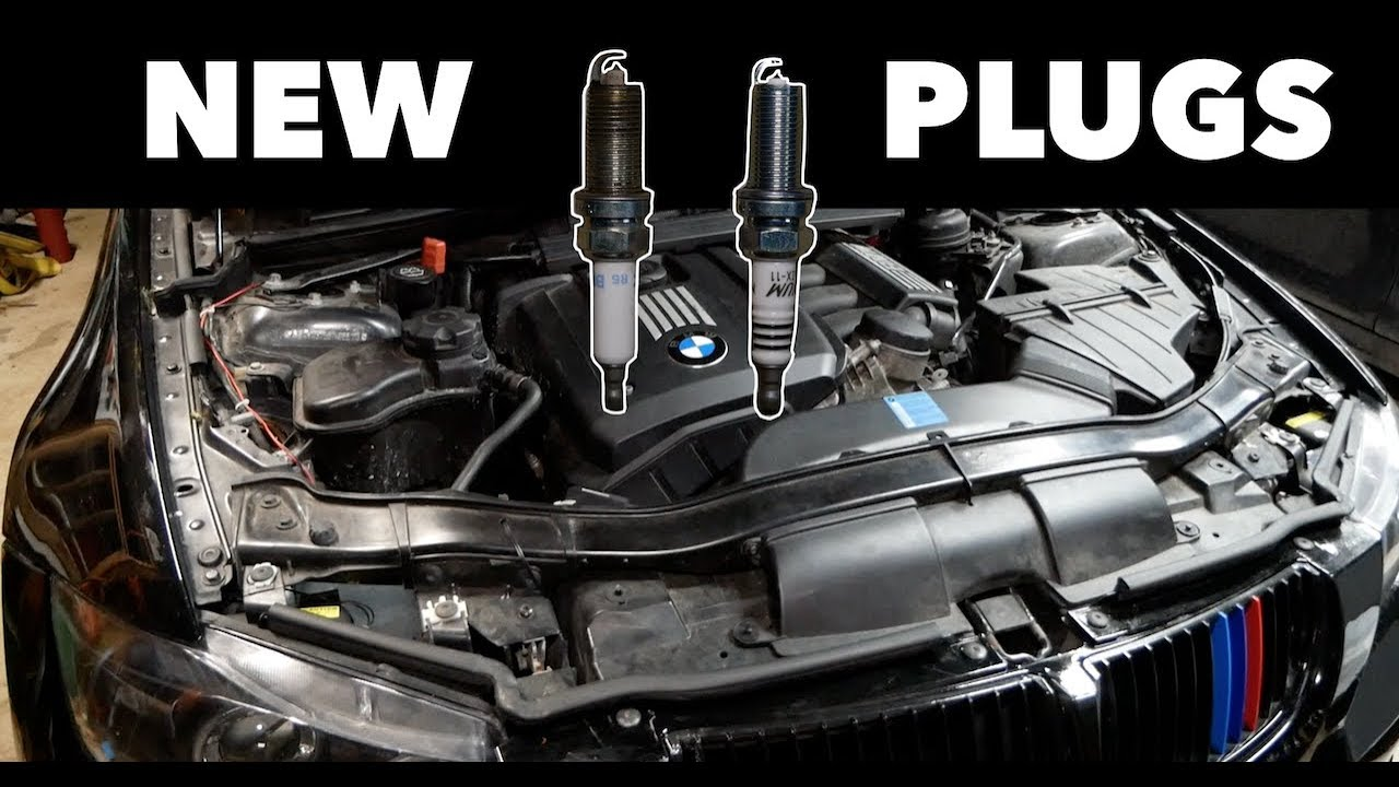 MY BMW HIT 180,000 MILES // N52 Spark Plug Replacement