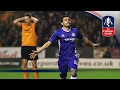 Wolverhampton Wanderers 0-2 Chelsea - Emirates FA Cup 2016/17 (R5) | Official Highlights