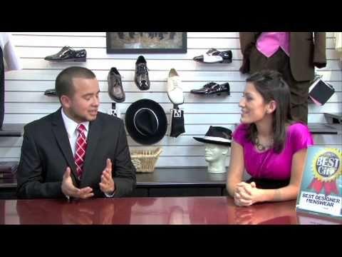 Suits Unlimited: Ashley Hanoumis