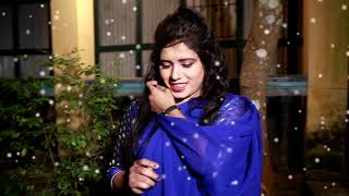 SAREE FASHION VIDEOS  | Blue Saree | Saree lover | Saree Beauty 2020 | MS BD FILM