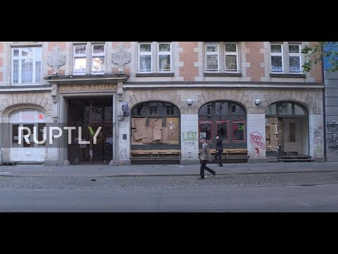 Germany: Calm after the storm - Hamburg's streets cleared following 3 days of clashes
