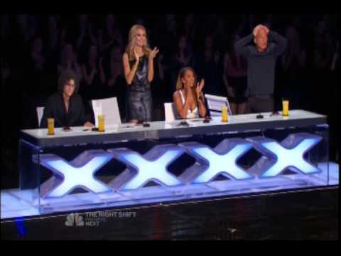 Adrian piano virtuoso on AGT 2014