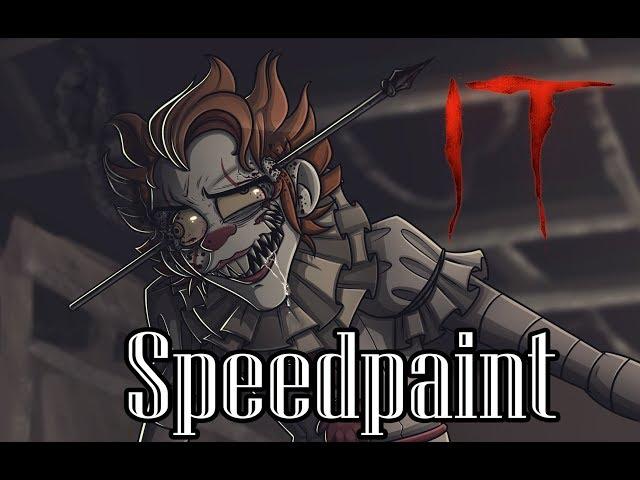 IT fake screenshot  - Speedpaint
