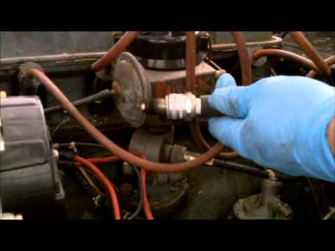 1966 Triumph Spitfire Restoration Spark Test Youtube