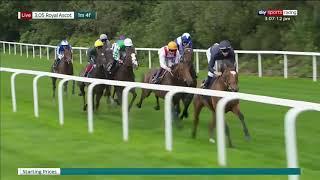 Japan wins the King Edward VII Stakes at Royal Ascot