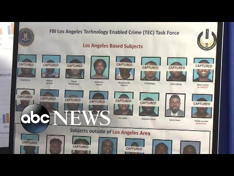 FBI internet scam