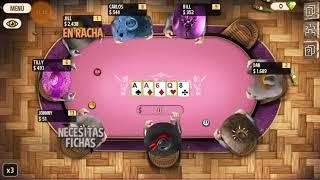 12.-poker of governor 2 (parte 12) carlos sg21