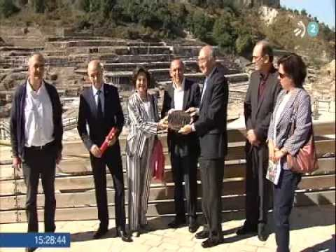 Ceremonia Local de entrega Premio Europa Nostra 2015