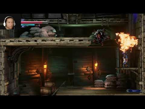 Bloodstained: Ritual of the Night Demo (Koji Igarashi Kickstarter)