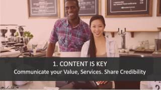 Client Education Webinars -  7 Keys to Marketing