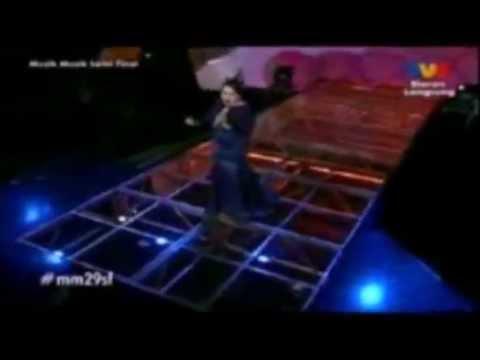 Vokal Indah Ruhaila tarik lagu 'percayalah' live