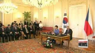 Korea, Czech Rep. agree on more cooperation for Czech′s nuke reactor constructio
