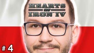 Czołem Wielkiej Polsce #4 / Hearts of Iron IV