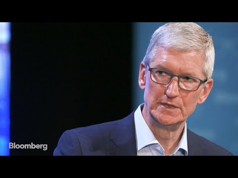 Tim Cook Says Working With Steve Jobs Was `Liberating'
