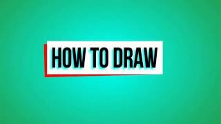 How to draw an Origami Crane