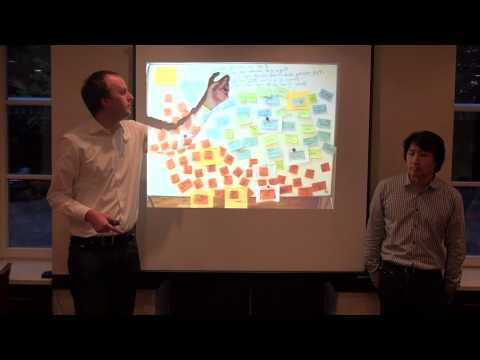 Design Thinking München - 10.9.2013 - Bericht vom Open Course: Design Thinking im Praxis