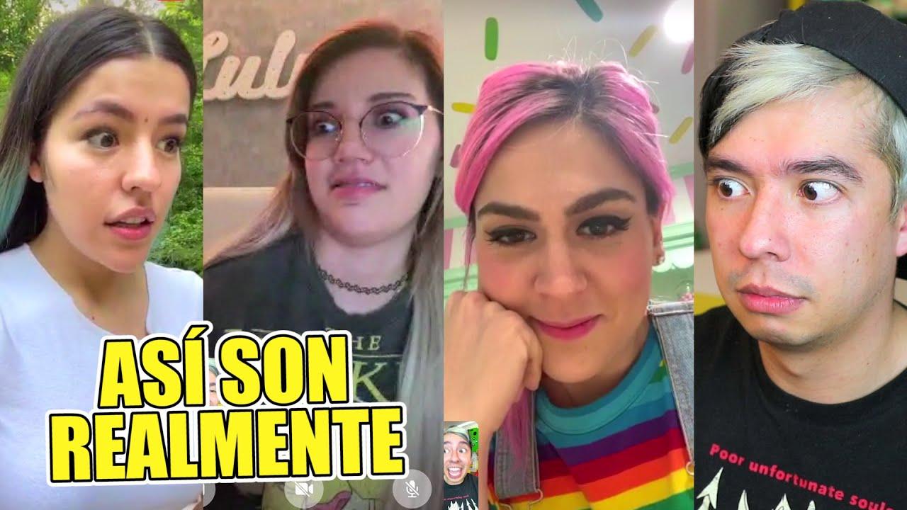 Llamando a YOUTUBERS por VIDEO SIN DECIRLES que ESTOY GRABANDO 2 (Lesslie, Dani Hoyos y Más) - Ami R