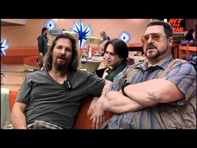Típicas canciones de película (II): The Big Lebowski - Jesus scene