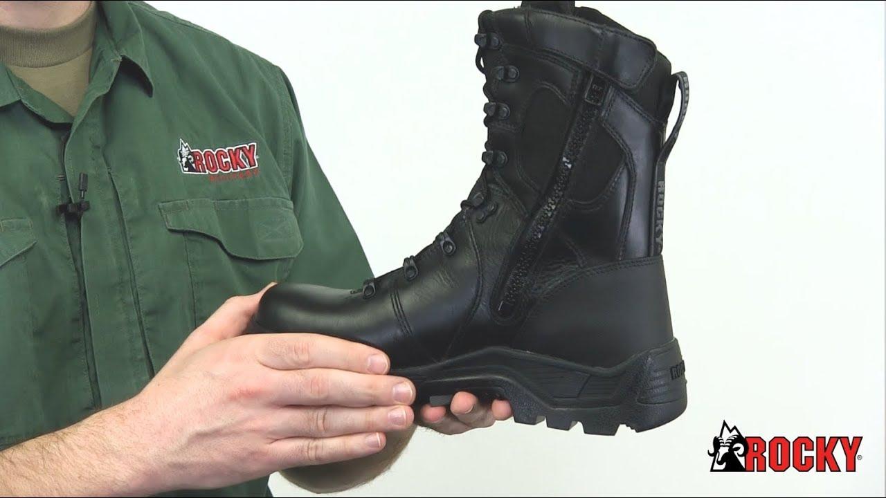 Rocky Sport Pro Waterproof Duty Boot
