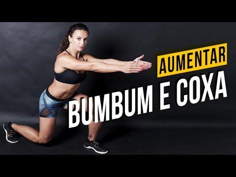 🔥Como Aumentar Bumbum E Coxa PASSO A PASSO | Raquel Quartiero