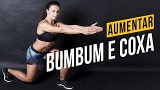 🏋♀Como Aumentar Bumbum e Coxa PASSO a PASSO | Raquel Quartiero