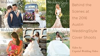 Austin Wedding Day Style - 2016 Cover Shoots